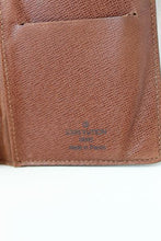 Load image into Gallery viewer, Louis Vuitton Monogram Checkbook Wallet