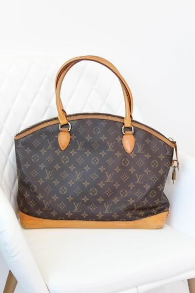 Louis Vuitton Monogram Lock It