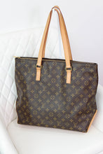 Load image into Gallery viewer, Louis Vuitton Cabas Mezzo