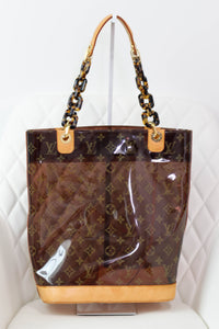 Louis Vuitton Monogram Cabas Ambre MM Bag
