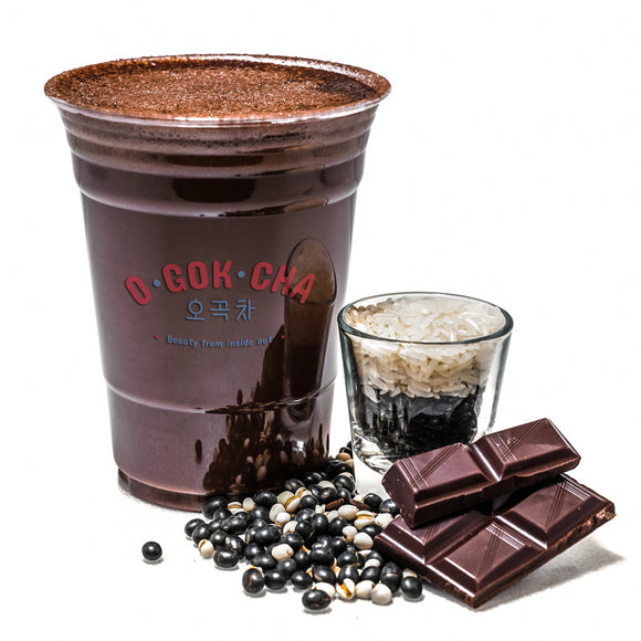 ogokcha MISUGARU CHOCOLATE LATTE (NATURAL VITAMIN & MINERAL)