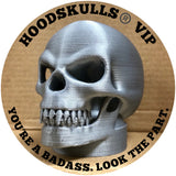 VIP HoodSkulls® for All Badasses. Wheelchair and Cane Accessory.