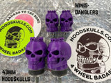 MINI HoodSkulls®. Includes Two.