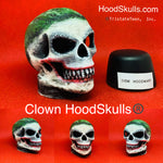 Badass accessories for cool Jeeps and trucks. Stainless steel hardware included with HoodSkulls®. Different sizes and designs. Made in USA. Channel your inner Joker®.