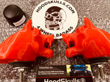 CUSTOM HoodSkulls®. Includes Two.