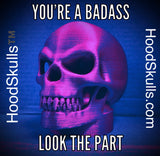 HoodSkulls® You're A Badass. Look The Part.