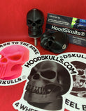 CLASSIC HoodSkulls®. Includes set of two.