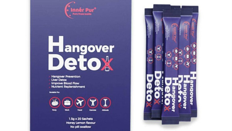 Singapore start-up seeks further China success with anti-hangover powder sachet