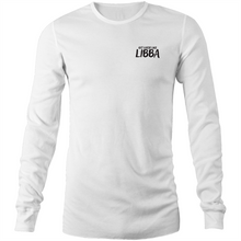 Load image into Gallery viewer, GET LOOSE LIKE LIBBA - LONG SLEEVE TSHIRT