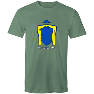 BLACK HEART BART - TSHIRT