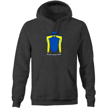 Load image into Gallery viewer, BLACK HEART BART - HOODIE