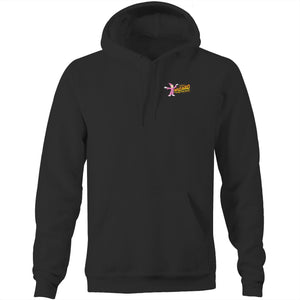 WIZARD FROM THE WEST - HOODIE (DARK)