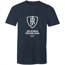 Load image into Gallery viewer, JOCK REYNOLDS EVOLUTION LEAGUE - OFFICIAL TSHIRT (REVERSE)