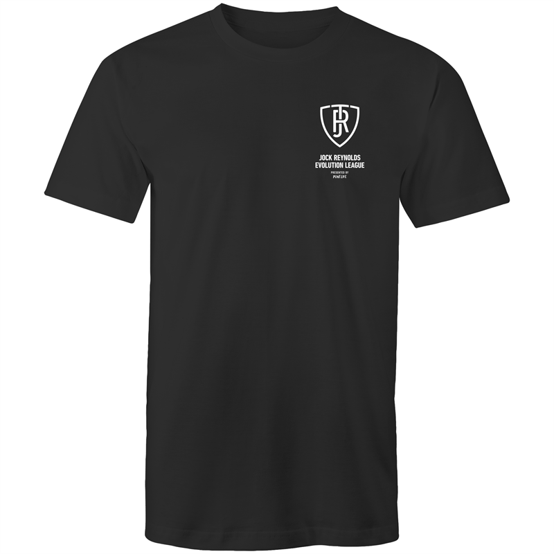 JOCK REYNOLDS EVOLUTION LEAGUE - PLAYER TSHIRT (BADGE REVERSE)
