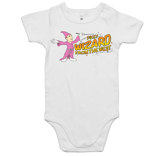 WIZARD FROM THE WEST - BABY ONESIE