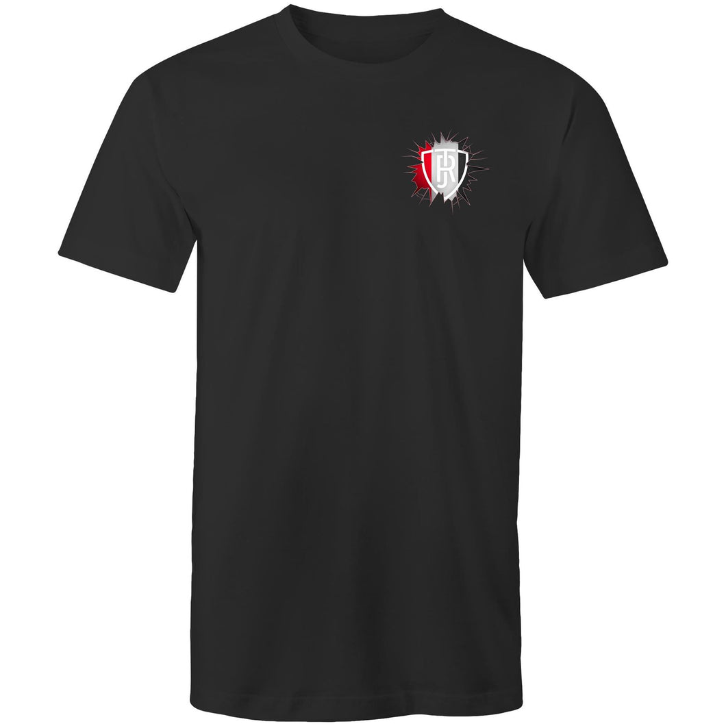 JOCK REYNOLDS - ST KILDA TSHIRT (BADGE)