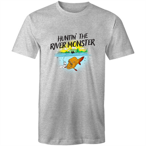 HUNTIN' THE RIVER MONSTER - FULL FRONTAL