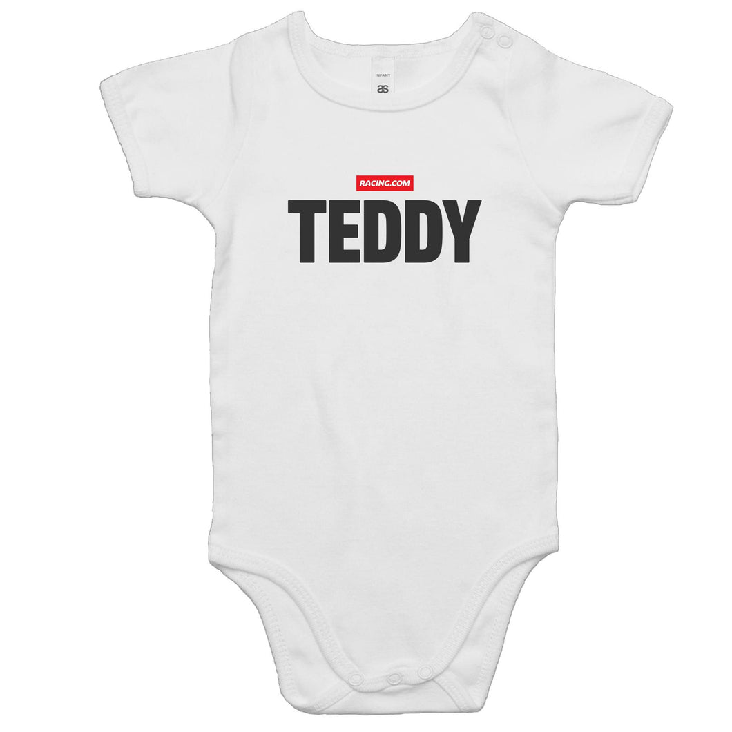 Teddy - Wazza Jr Onesie