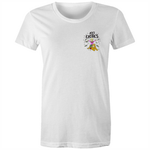 Load image into Gallery viewer, JOE'S EXOTICS - WOMEN'S TSHIRT (BADGE)