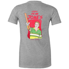 Load image into Gallery viewer, Dean Jones - Women's TShirt (Front & Back)