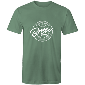 BREW CREW - TSHIRT (FULL FRONTAL)