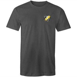 JOCK REYNOLDS - RICHMOND BADGE TSHIRT (DARK)