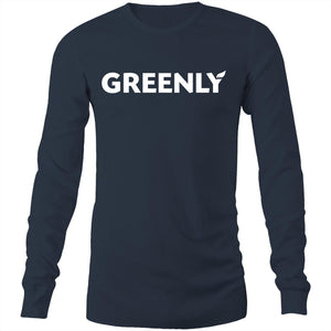 GREENLY LONG SLEEVE T-SHIRT