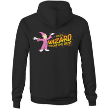 Load image into Gallery viewer, WIZARD FROM THE WEST - HOODIE (DARK)
