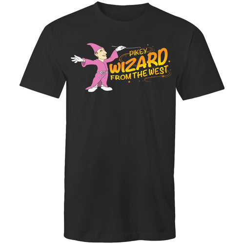 WIZARD FROM THE WEST - COLOURED TSHIRT