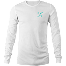 Load image into Gallery viewer, Eat Sleep Punt Repeat Colour  -  Long Sleeve