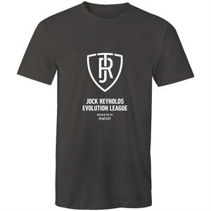 JOCK REYNOLDS EVOLUTION LEAGUE - OFFICIAL TSHIRT (REVERSE)