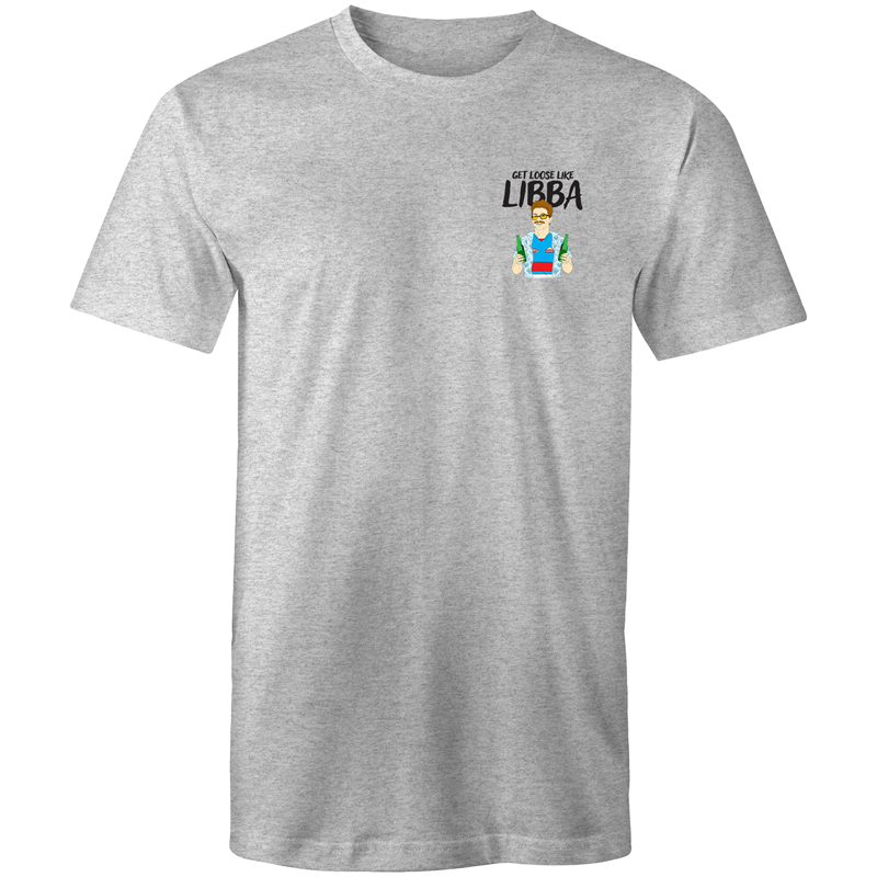 GET LOOSE LIKE LIBBA - BADGE TSHIRT (COLOUR) DONE