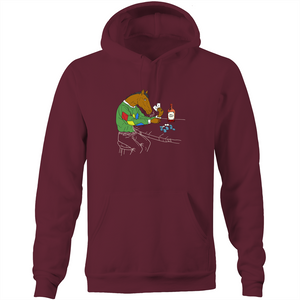 ALLIGATOR BLOOD - HOODIE