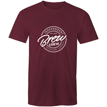 Load image into Gallery viewer, BREW CREW - TSHIRT (FULL FRONTAL)