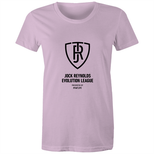 JOCK REYNOLDS EVOLUTION LEAGUE - WOMEN'S TSHIRT