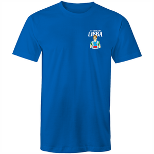 GET LOOSE LIKE LIBBA - BADGE TSHIRT COLOUR