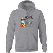 Load image into Gallery viewer, BACK KAH, DRINK THE BAR - HOODIE