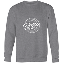 Load image into Gallery viewer, BREW CREW - CREW NECK JUMPER