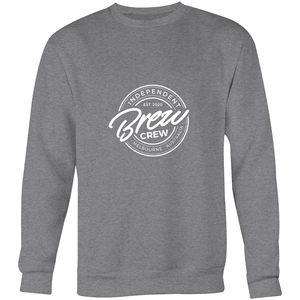 BREW CREW - CREW NECK JUMPER