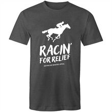 Load image into Gallery viewer, RACIN' FOR RELIEF - BUSHFIRE APPEAL T-SHIRT (REVERSE)