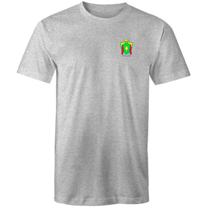 GUS - Rainbow Storm T-Shirt - Badge