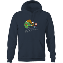 Load image into Gallery viewer, ALLIGATOR BLOOD - HOODIE