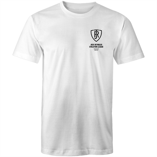 JOCK REYNOLDS EVOLUTION LEAGUE - PLAYER TSHIRT (BADGE)