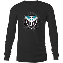 Load image into Gallery viewer, JOCK REYNOLDS - PORT ADELAIDE LONG SLEEVE TSHIRT