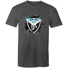 Load image into Gallery viewer, JOCK REYNOLDS - PORT ADELAIDE TSHIRT (DARK)