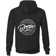 Load image into Gallery viewer, BREW CREW - HOODIE (FRONT & BACK)