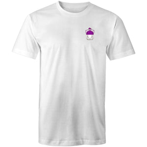 THE CANDY MAN - TSHIRT (BADGE)