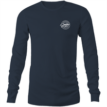 Load image into Gallery viewer, BREW CREW - LONG SLEEVE TSHIRT (FRONT & BACK)