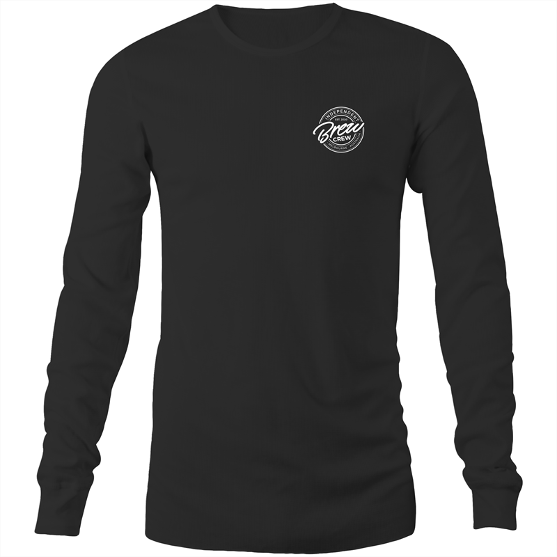 BREW CREW - LONG SLEEVE TSHIRT