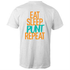 Eat Sleep Punt Repeat - Colour